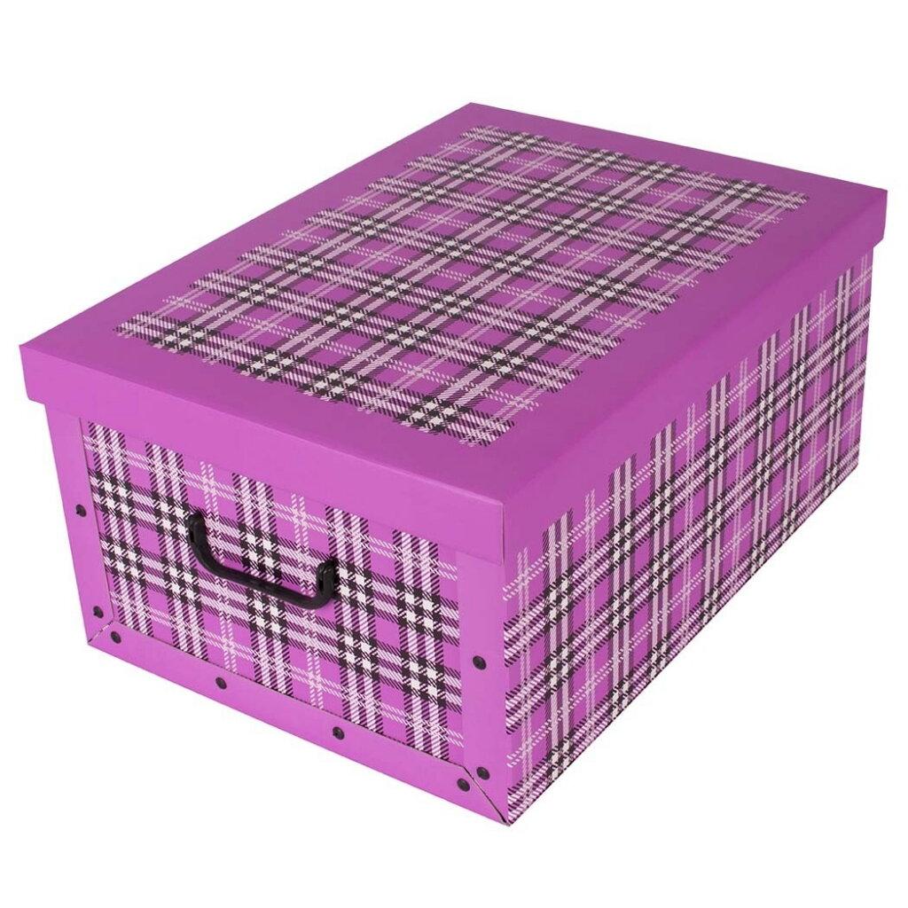 79002ab0a Krabica SCOTTISH PURPLE maxi