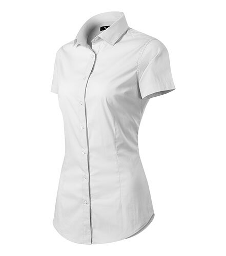 3b528e846784 Košeľa čašnícka dámska s krátkym rukávom.